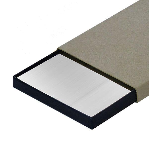 Aluminium Folien (3.0205) 0,07 x 500 x 150 mm - (5 Stück/VPE)