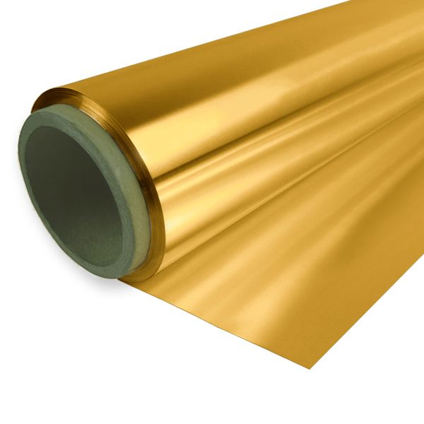 Brass Foil (2.0321) 0,15 x 5000 x 150 mm - on Roll