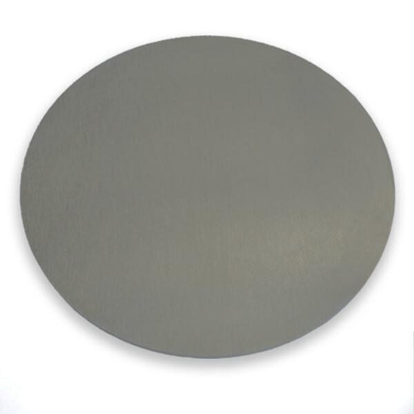 Aluminium-Scheibe-eloxiert