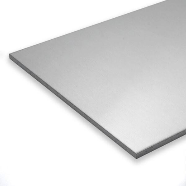 Aluminium - Blech - eloxiert