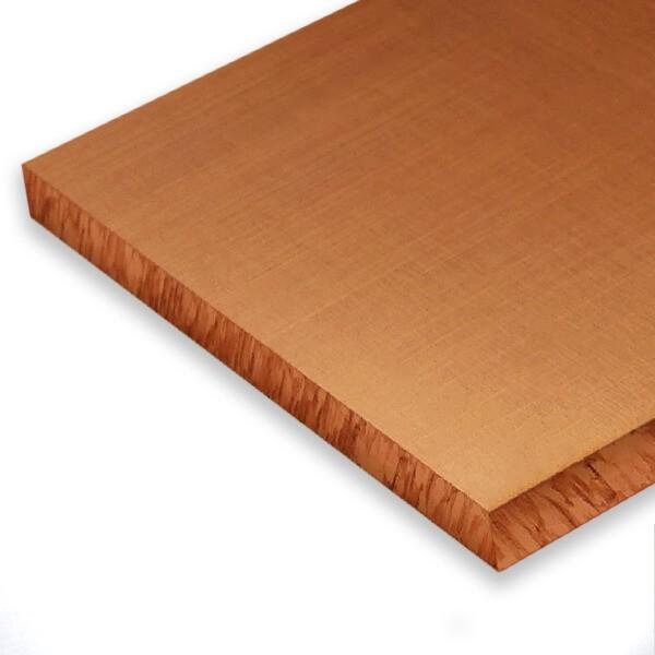 Kupfer - Platte
