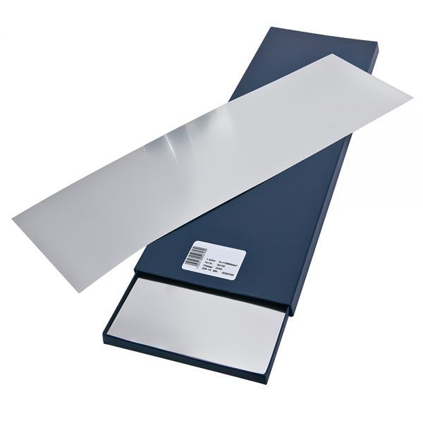 Spring Steel Sheet (301) 1,0 x 150 x 500 mm
