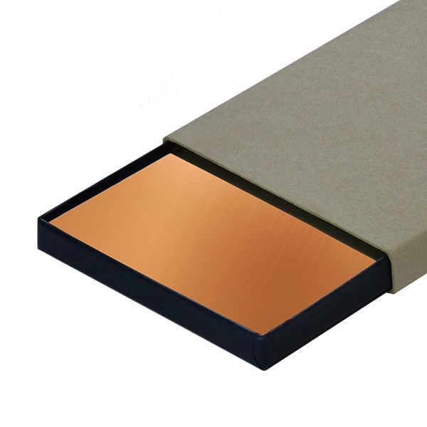 Copper Foils (2.0070) 0,06 x 500 x 150 mm - (5 pc./PU)