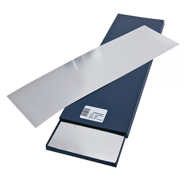 Spring Sheets (1.4310) 0,15 x 500 x 150 mm - (5 pc./PU)