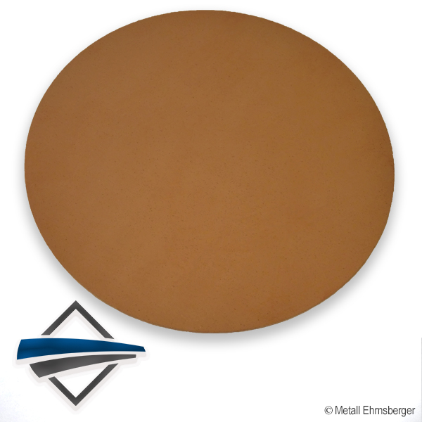 Bronzescheibe D: 200 x 3mm, Material: CuSn6