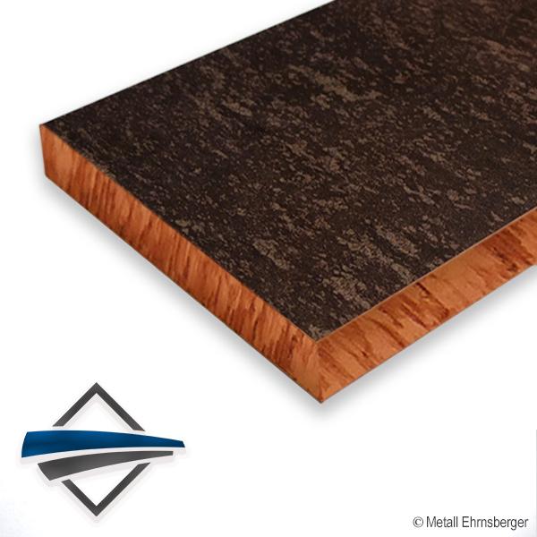 Kupferblech Kupferplatte 200x300x10,0mm